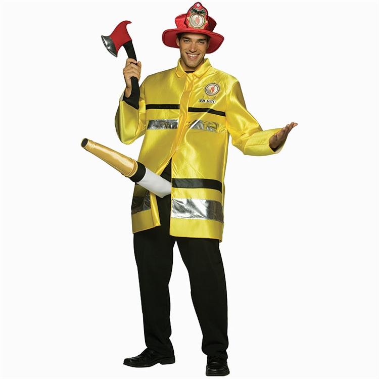 Adult The Fire Extinguisher Costume