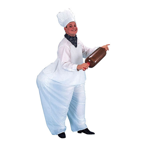 Adult Chef Funny Adult Costume