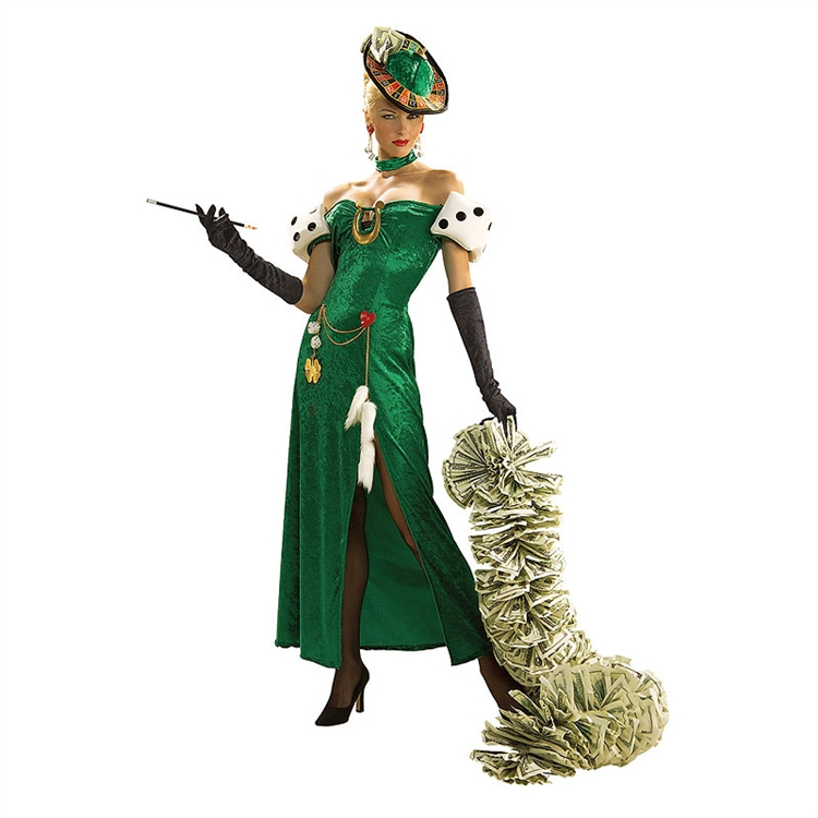 Lady Luck Sexy Adult Costume
