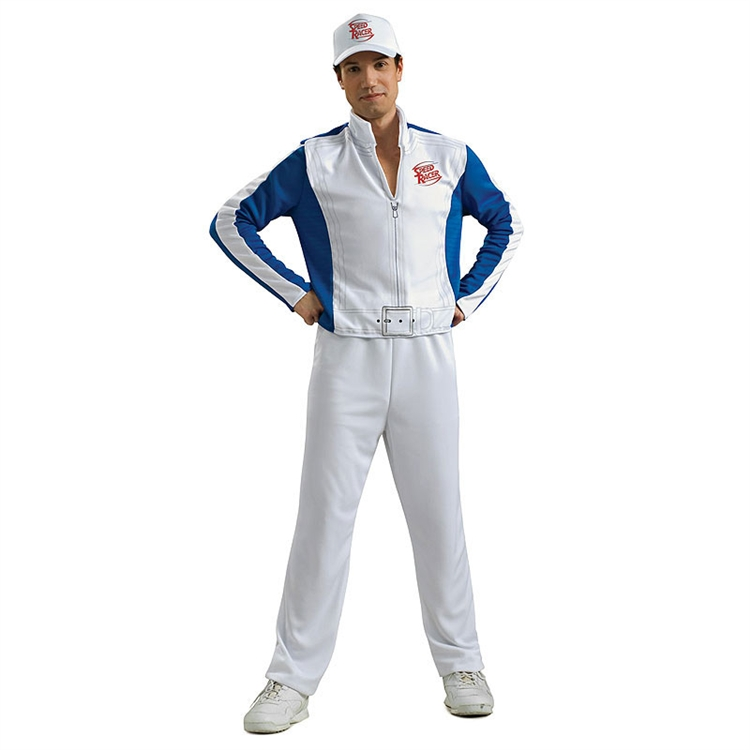 H/S Speed Racer Standard Adult Costume