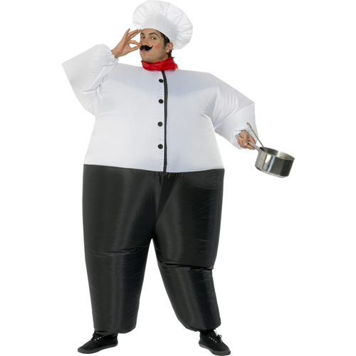 Big Chef Funny Adult Costume