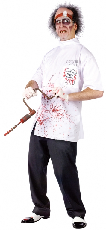 Dr Killer Driller Adult Costume