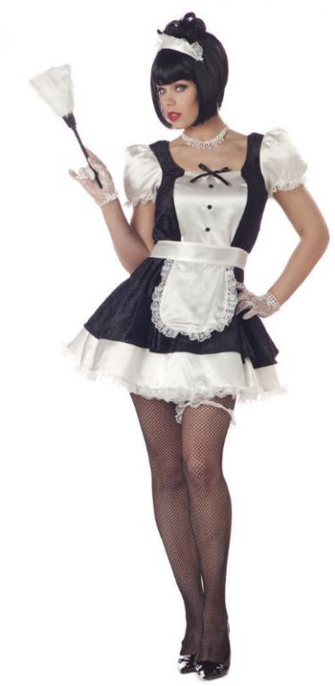 Fiona The French Maid Adult Costume