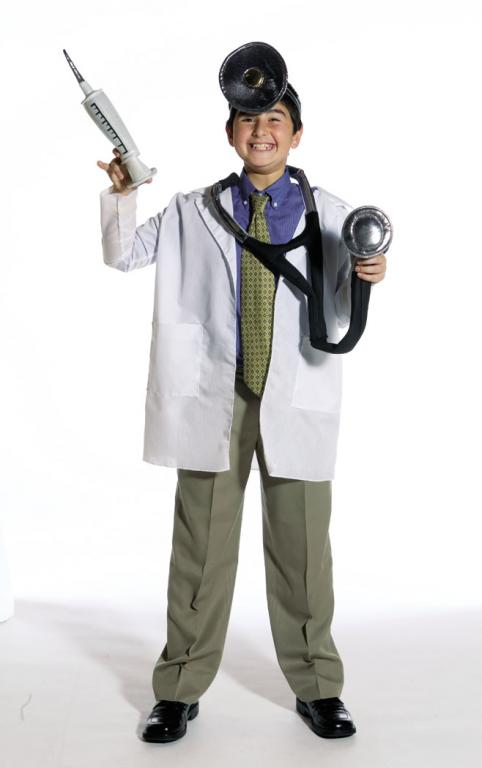 Doctors Lab Coat Kit Child's