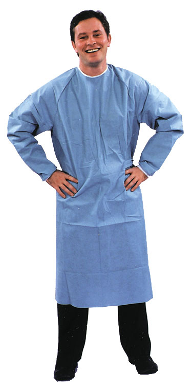 Surgical Gown Set Adult Costume