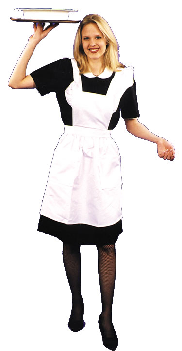 Waitress Apron Adult Costume