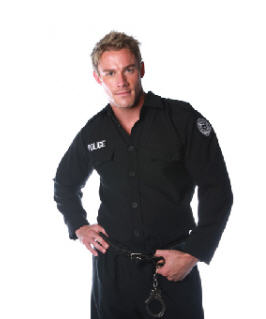 Policeman Adult Shirt