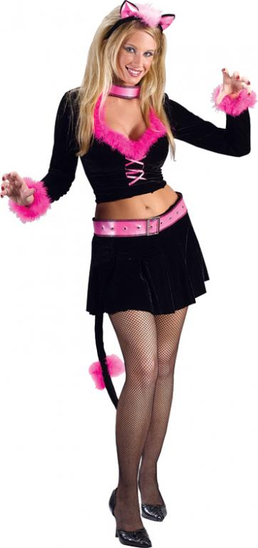 Purrfect Lady Adult Costume