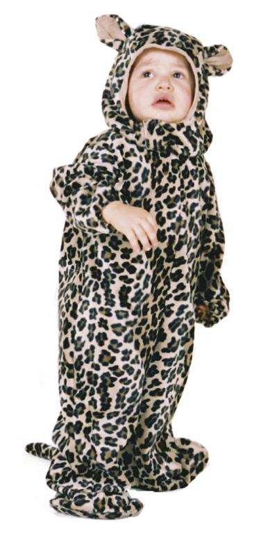 Cheetah Toddler Costume