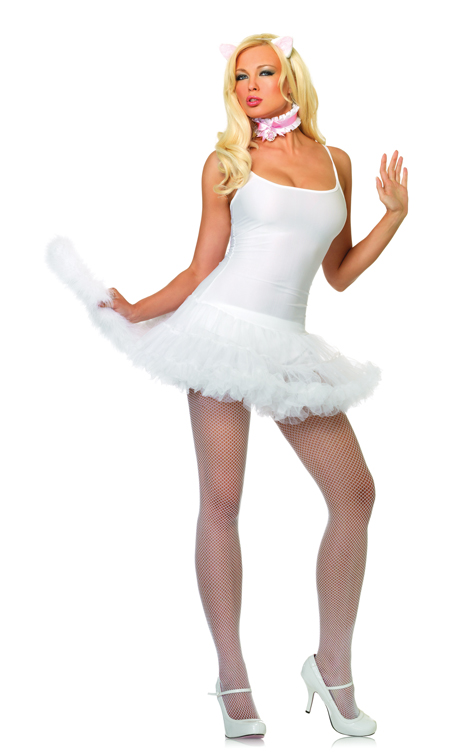 Kitty Adult Costume Kit