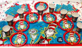 Cat In The Hat Party Pak For 8