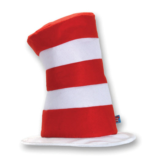 Dr. Seuss Hat