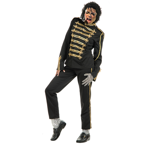 Adult MJ Military Prince Jacket with Pants