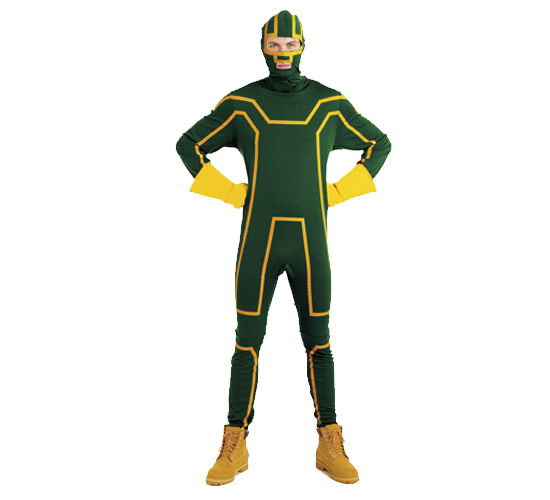 Kick-Ass Movie Adult Costume