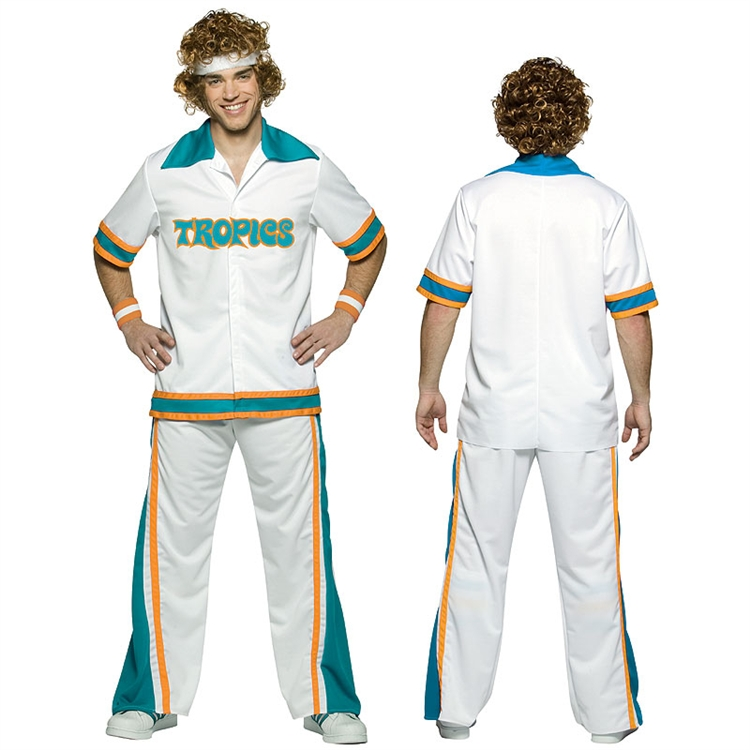 Adult Semi-Pro Jackie Moon Costume