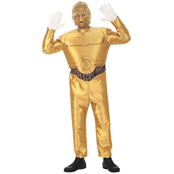 C-3PO Adult Star Wars Costume
