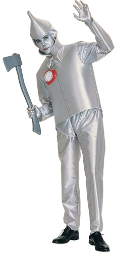 The Tin Man Adult Costume