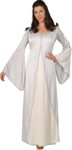 Arwen White Adult Costume