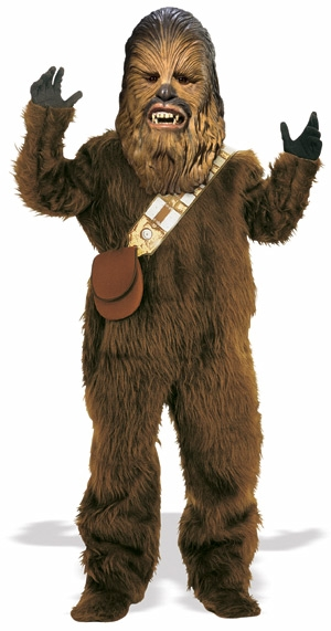 Star Wars Adult Chewbacca Costume