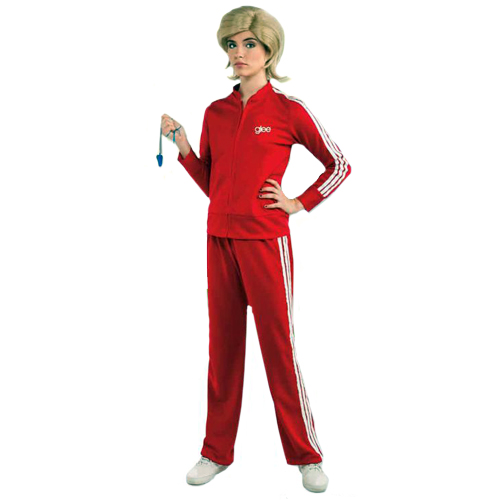 Glee Sue Track Suit Adult Costume
