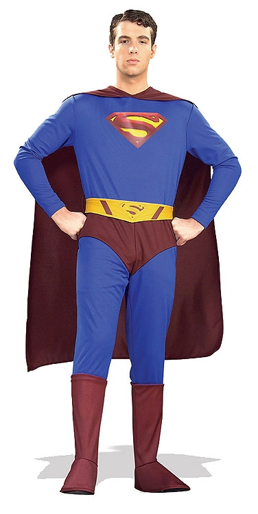 Superman Returns Adult Super Hero Costume