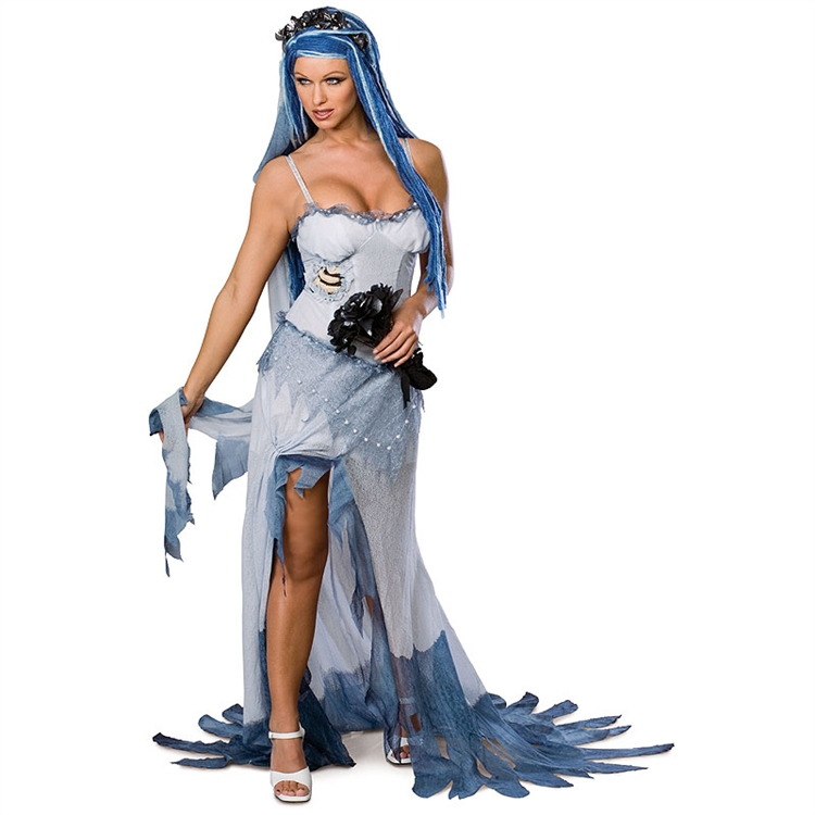 Sexy Corpse Bride Adult Costume