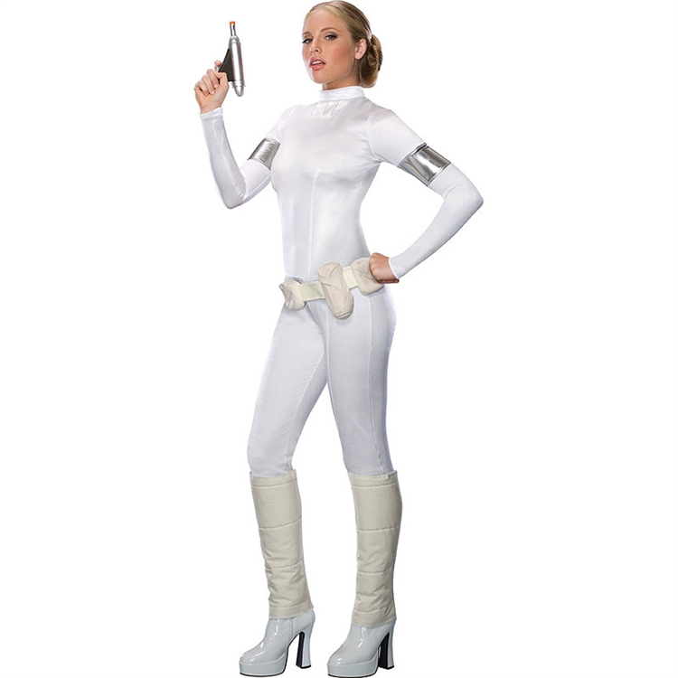 Star Wars 1 Piece Amidala Costume