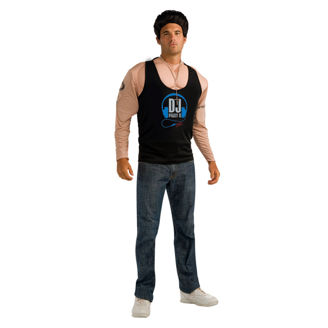 Jersey Shores Deluxe DJ Pauly D Costume