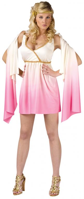 Sexy Venus Pink Ombre Adult Costume