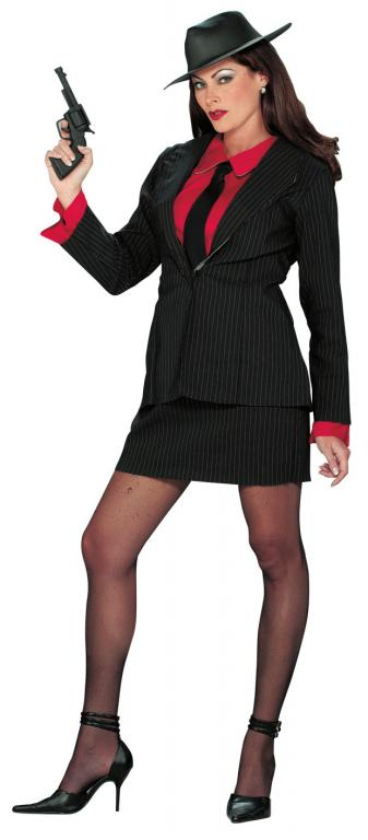 Gangsta Lady Adult Costume