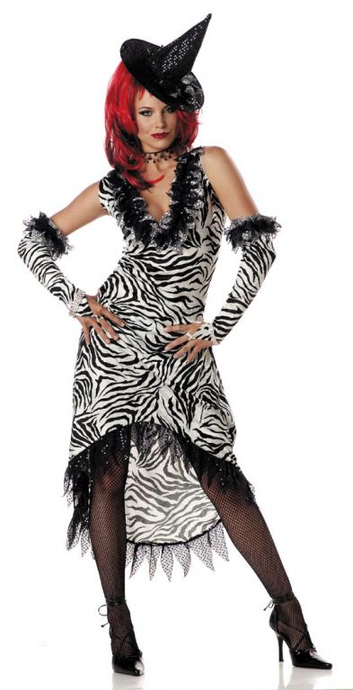 Witchy Woman Vegas Adult Costume