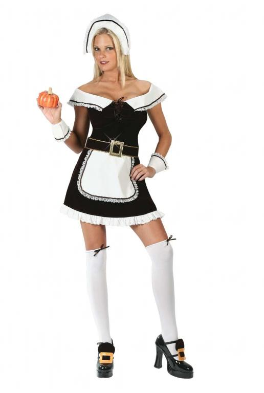 Pilgrim's Pleasure Adult Costume