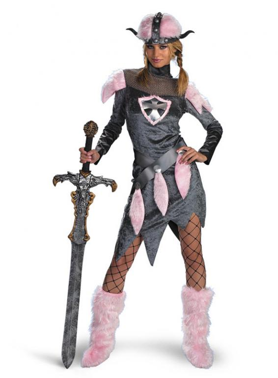 Barbarian Babe Adult Costume - Click Image to Close