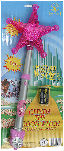 Light-Up Musical Glinda Wand
