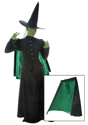 Adult Wicked Witch Cape