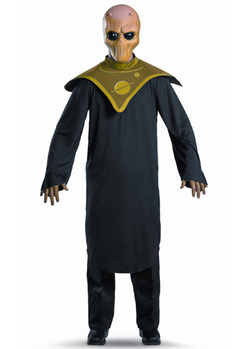Adult Alien Invasion Costume