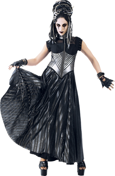 Onyx Adult Costume: Medium