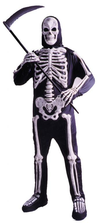 Totally Skelebones Adult Costume