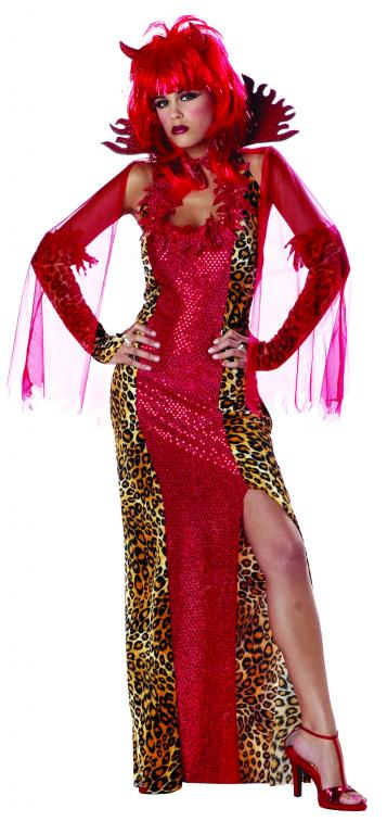 Demonica Diva Vegas Adult Costume