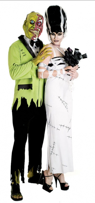 Monster Groom Adult Costume Small