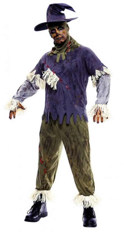 Scarecrow Adult Costume Medium