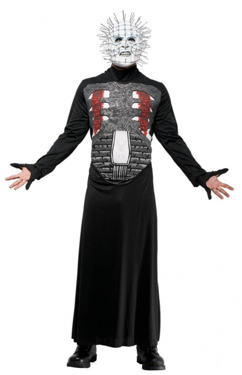 Pinhead Economy Adult Costume Small