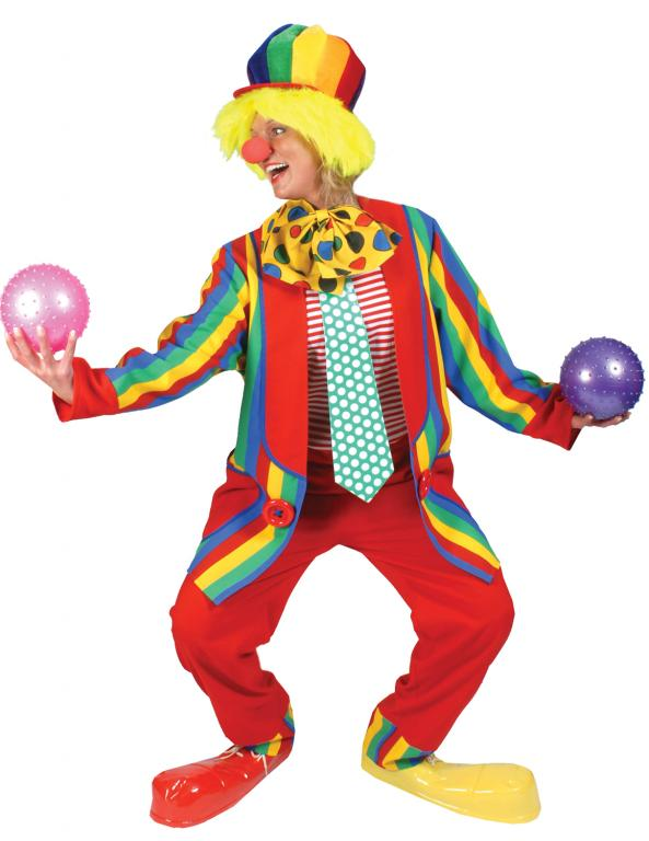 Paddy Whack Clown Adult Costume