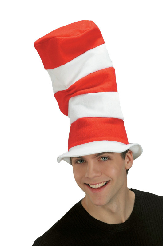 Cat in the Hat Movie-Style Hat