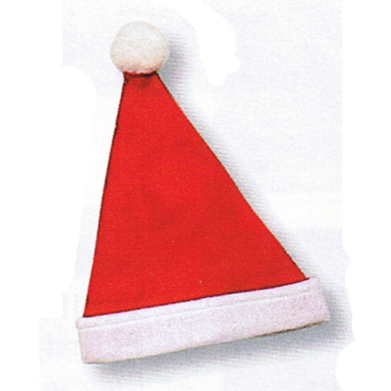 Plush Santa Hat - Toddler