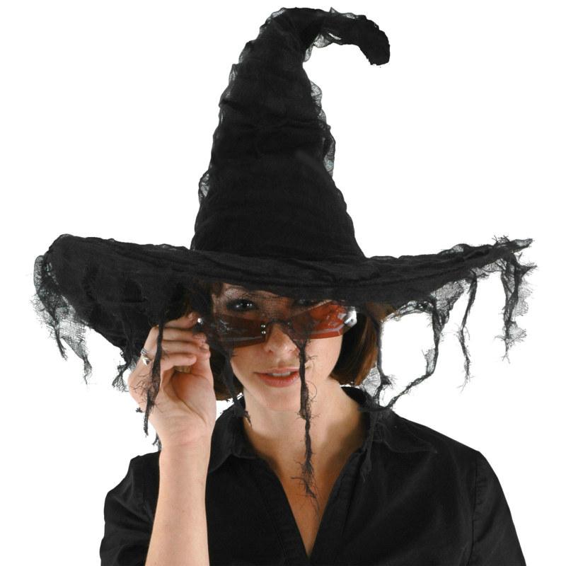 Шляпа ведьмы из бумаги