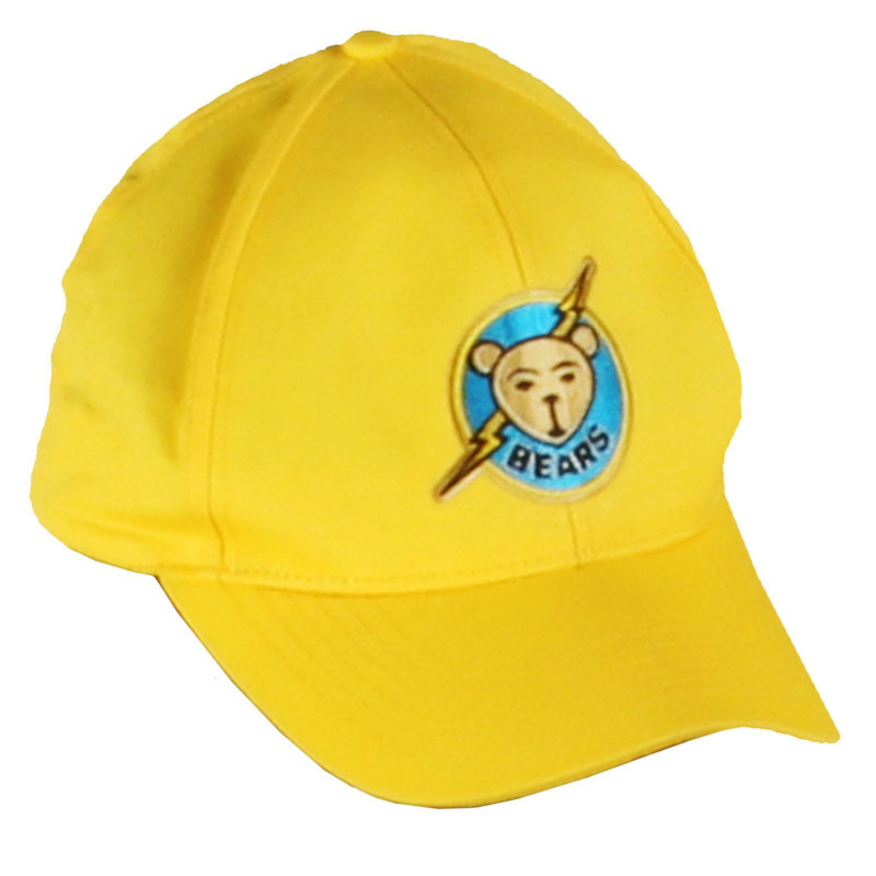 Bad News Bears Deluxe Baseball Cap-Adult