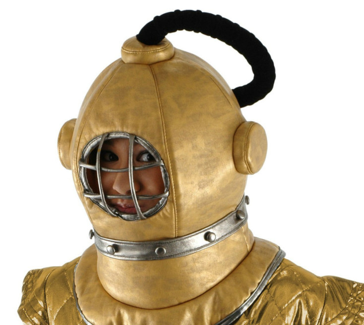 Diving Bell Adult Helmet