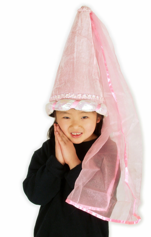 Princess Pink Child Hat