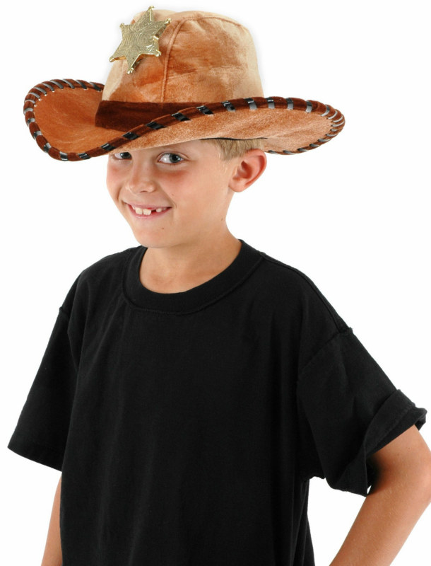 Child Sheriff Hat